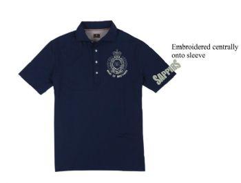 Band Bros Embroidered Polo Shirt